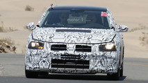 2017 Volkswagen Polo spy photos