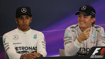 Rosberg hits back at Hamilton's 'not German' attack