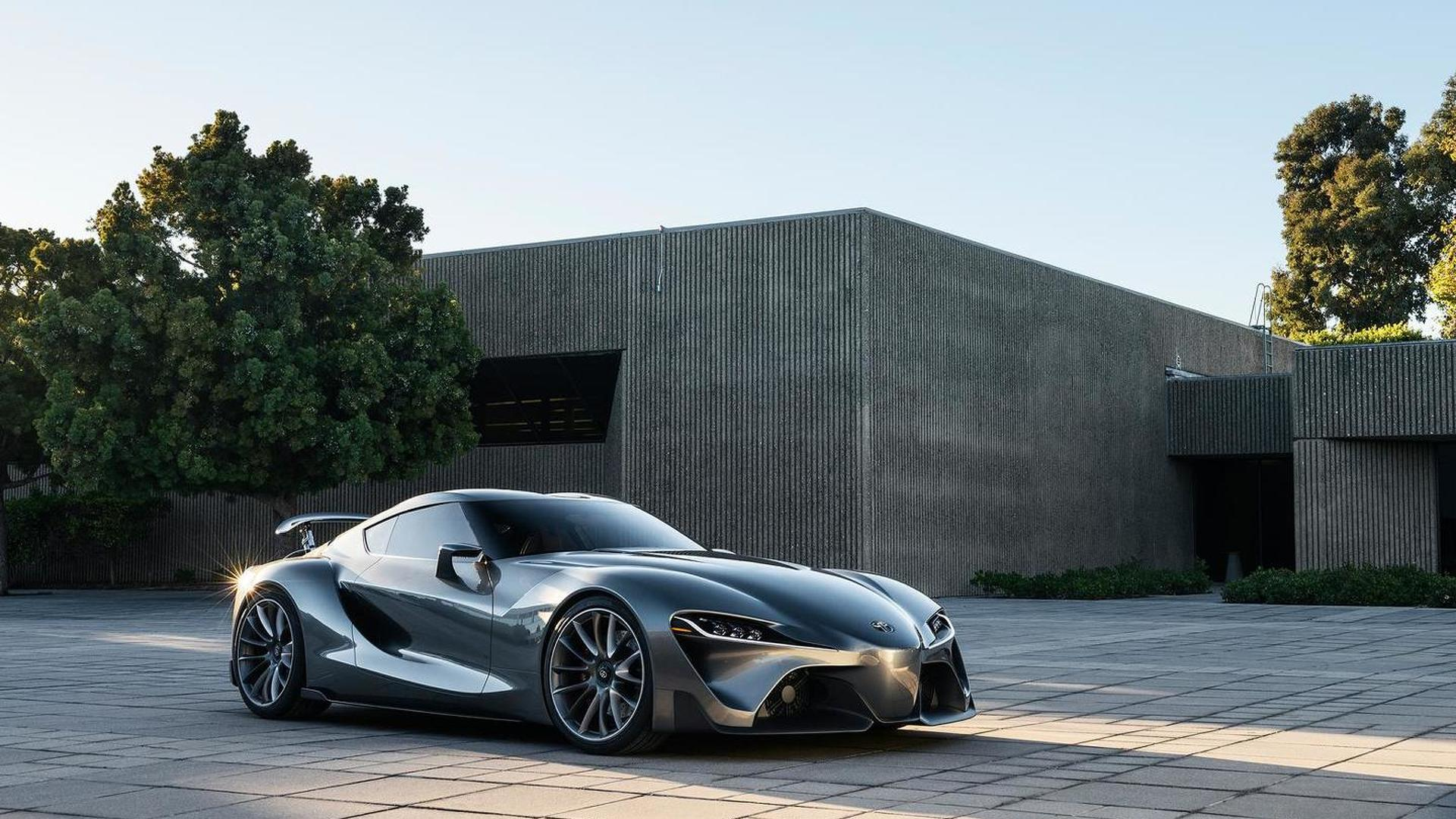 Toyota trademarks S-FR name; could be used for Supra successor