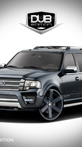 2015 Ford Expedition by DUB Magazine