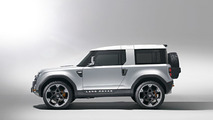 Land Rover Defender Concept (DC100) live in Frankfurt [video]