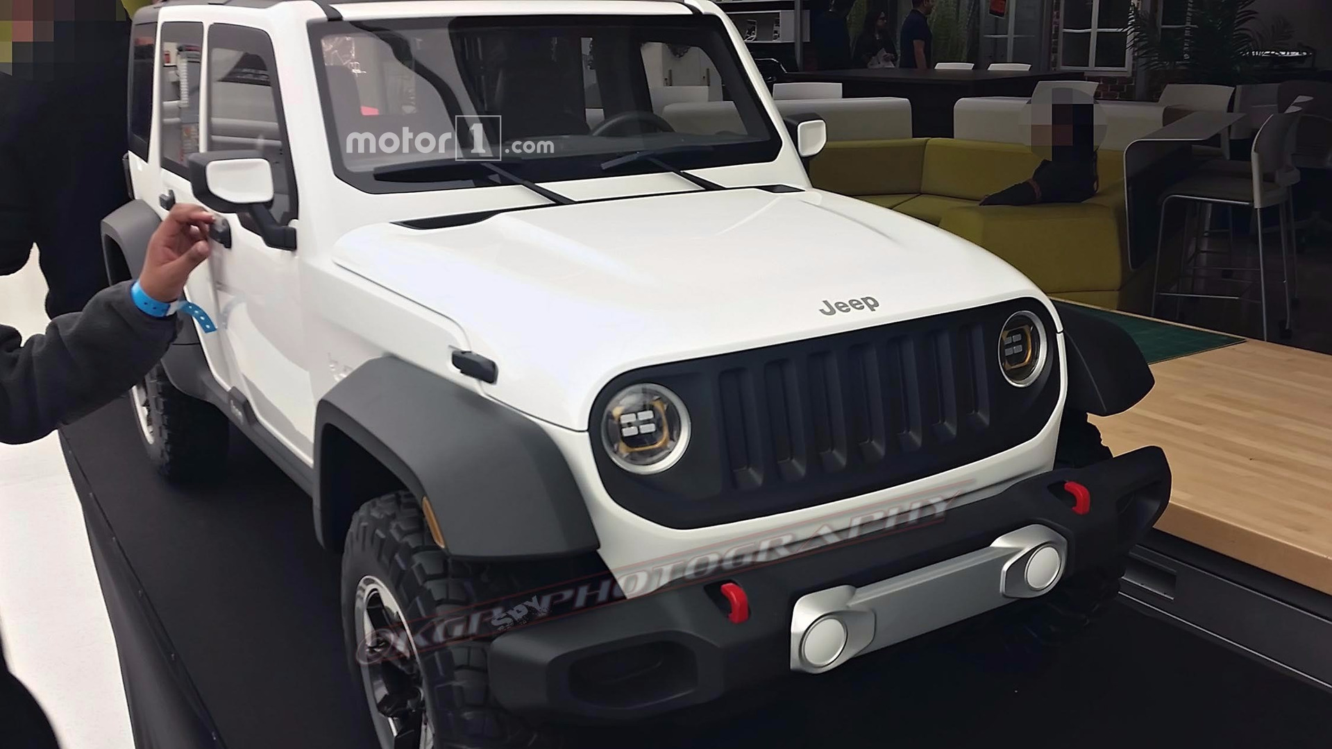this rejected next gen jeep wrangler design may be hiding a secret. Black Bedroom Furniture Sets. Home Design Ideas