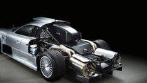 Mercedes-Benz CLK GTR Coupe and Roadster up for Auction