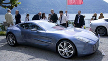 Aston Martin One-77 already being delivered to customers?