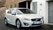 Volvo C30 Battery Electric Vehicle to be Presented in Detroit - builds electric test fleet [Video]