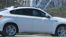 BMW X6 M Caught Almost Undisguised Before New York Unveiling