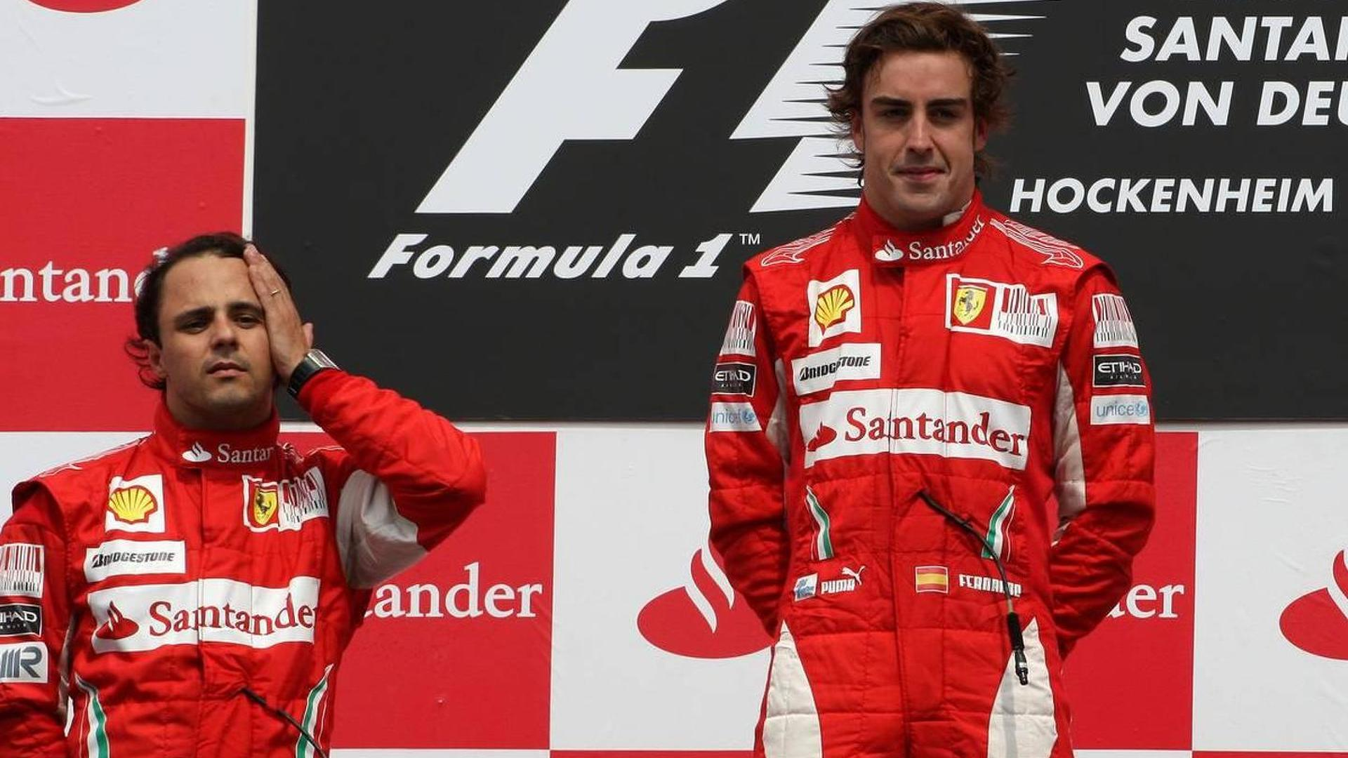 Ferrari would fight further team orders penalty in court - report