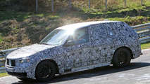 BMW X5 spy photo