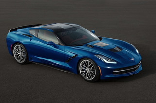 Future Ride: 2015 Chevrolet Corvette Stingray ZR1
