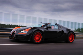 Bold Ride of the Week: Bugatti Veyron GS Vitesse World Record Car