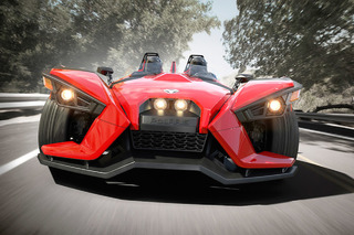 Polaris Slingshot Gets a