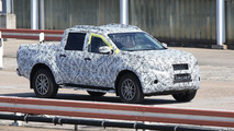 2017 Mercedes GLT pickup spied for first time