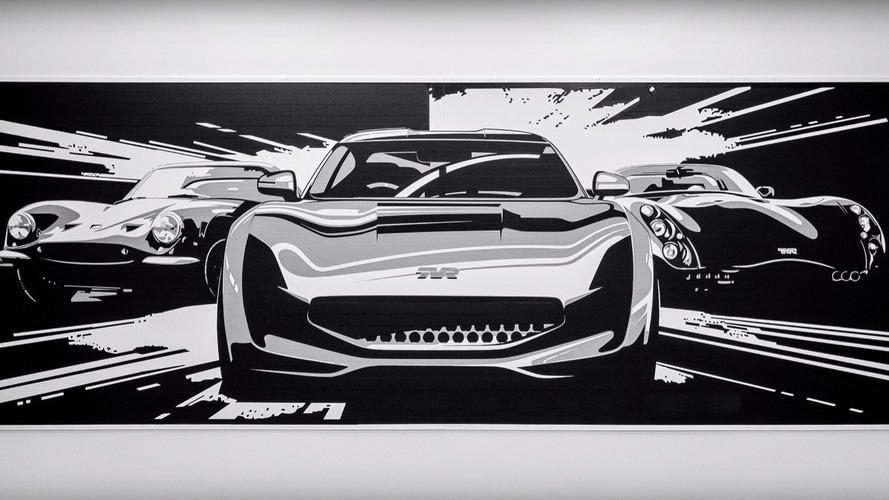 New TVR Shown Behind Closed Doors Ahead Of September Reveal