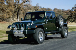 Jeep Is Finally Going to Build a Wrangler Pickup