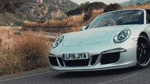 Porsche 911 Targa 4S Exclusive Mayfair Edition announced [video]