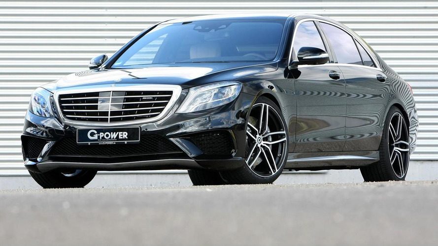 G-POWER takes the Mercedes-Benz S63 AMG Sedan to 705 PS and a magical 1,000 Nm