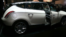 Lancia Delta Officially Revealed