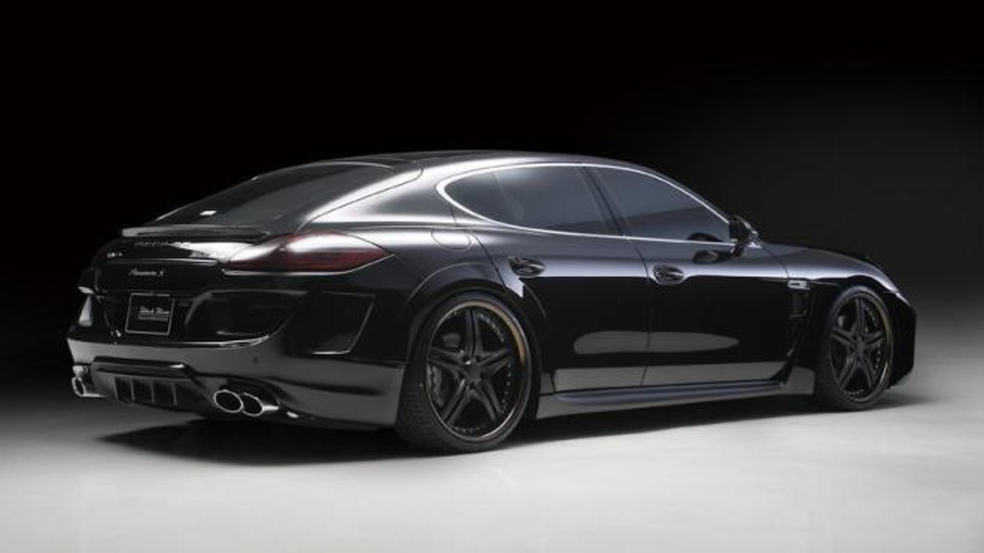 Porsche Panamera by Wald International