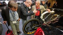 Opel RAD e concept live in Geneva 07.3.2012