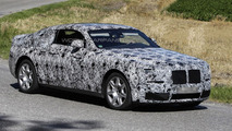 Rolls-Royce Ghost Coupe spy photo 13.8.2012