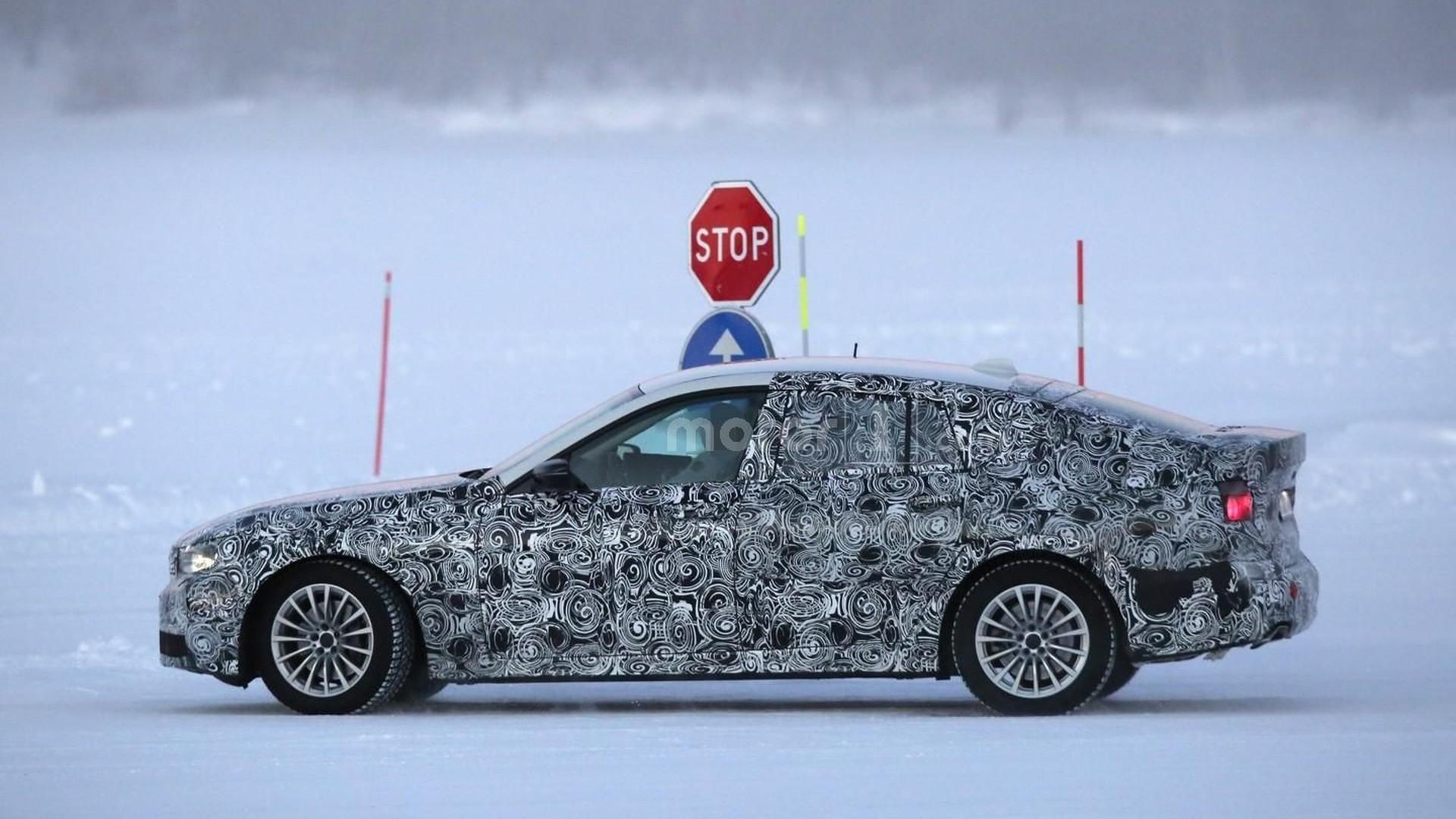 Spy pics remind us BMW is preparing new 5 Series GT