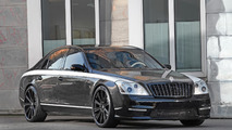 Maybach 57S by Knight Luxury