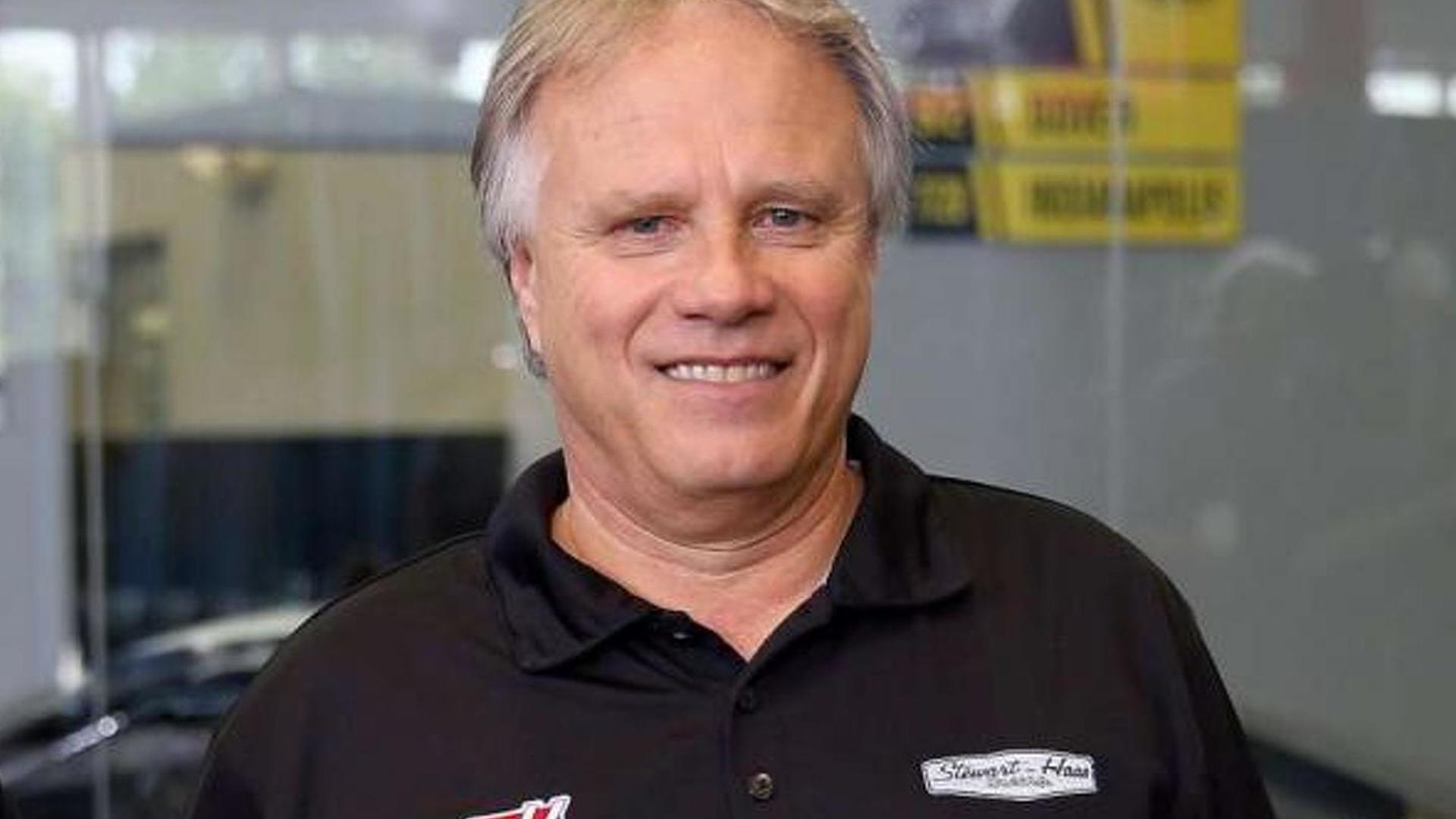 Ecclestone says Haas set for F1 in 2015