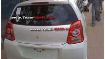 Suzuki Maruti A-Star spied