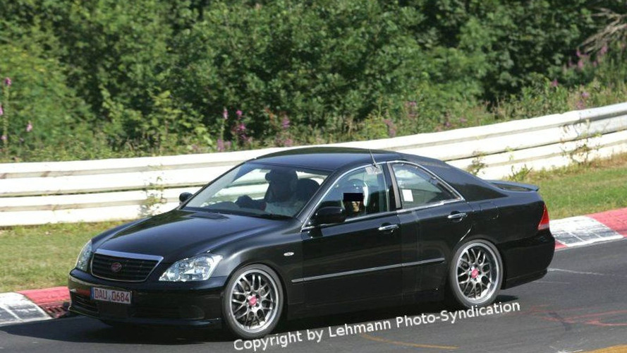 High-Performance Lexus IS 500 Coupe