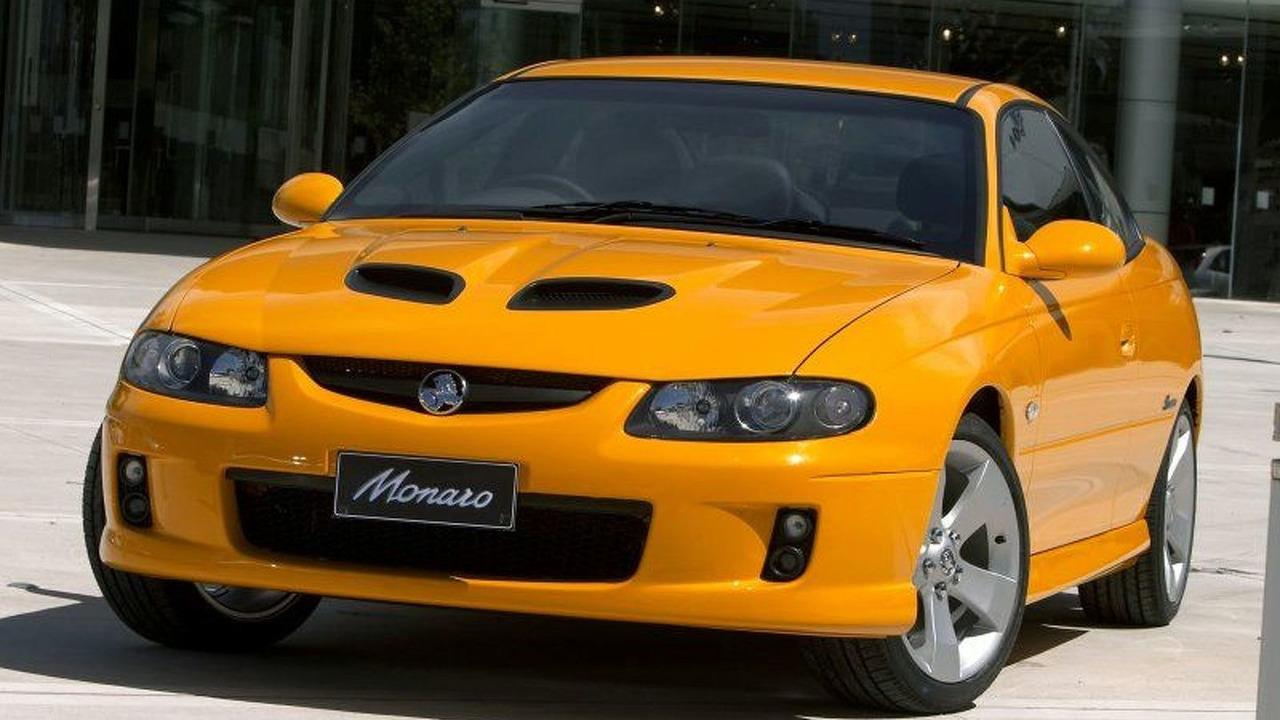 Very Last Holden Monaro