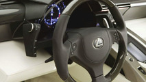 Lexus LF-A Sports Car Concept
