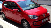 VW Up spotted in Washington DC - more US sales wanted