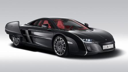 McLaren veut produire 2 à 3 voitures uniques par an