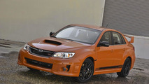 2013 Subaru WRX and WRX STI special editions pricing announced (US)