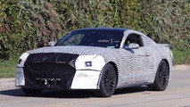 2018 Ford Mustang  Refresh Spy Photos