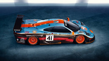 McLaren F1 GTR Longtail chassis 20R