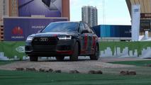 Audi, Nvidia reveal Q7 self-driving AI concept at CES