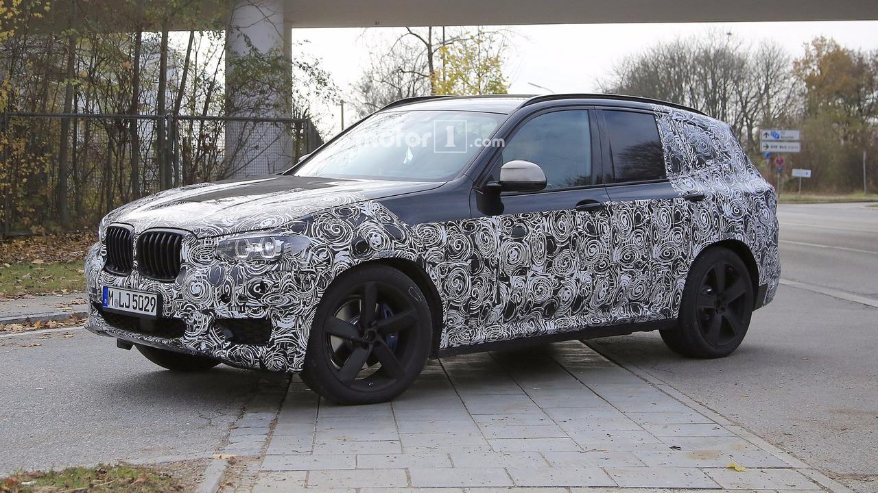 2016 - [BMW] X3 [G01] - Page 5 2018-bmw-x3-spy-photo