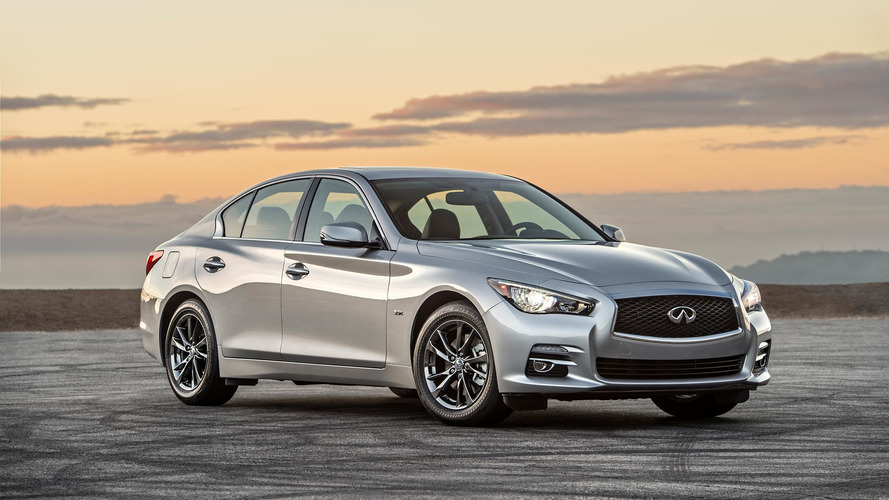 Infiniti Q50 and QX80 Signature Editions bundle options for less cash