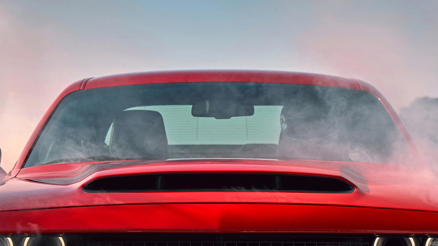 Latest Dodge Challenger Demon talks about…shafts