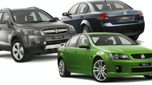 Holden Introduce VE Commodore, SS V Sedan & Captiva 60th Anniversary Special Editions