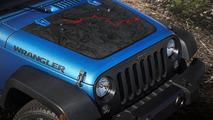 2016 Jeep Wrangler Black Bear Edition