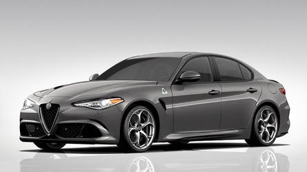 Alfa Romeo USA fires up Giulia Quadrifoglio mini online configurator