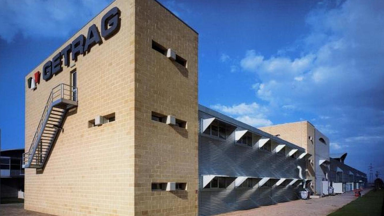 Getrag factory in Bari, Italy