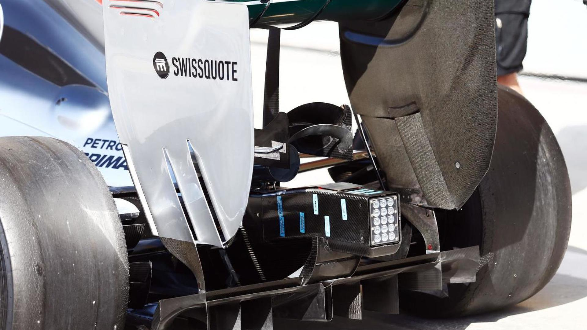 Mercedes' rivals may block 'megaphone' exhaust