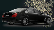 Brabus 60 S Dragon Edition announced for China