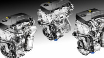 GM Ecotec small displacement engine family