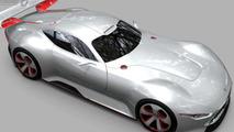 Mercedes-Benz AMG Vision Gran Turismo Racing Series revealed
