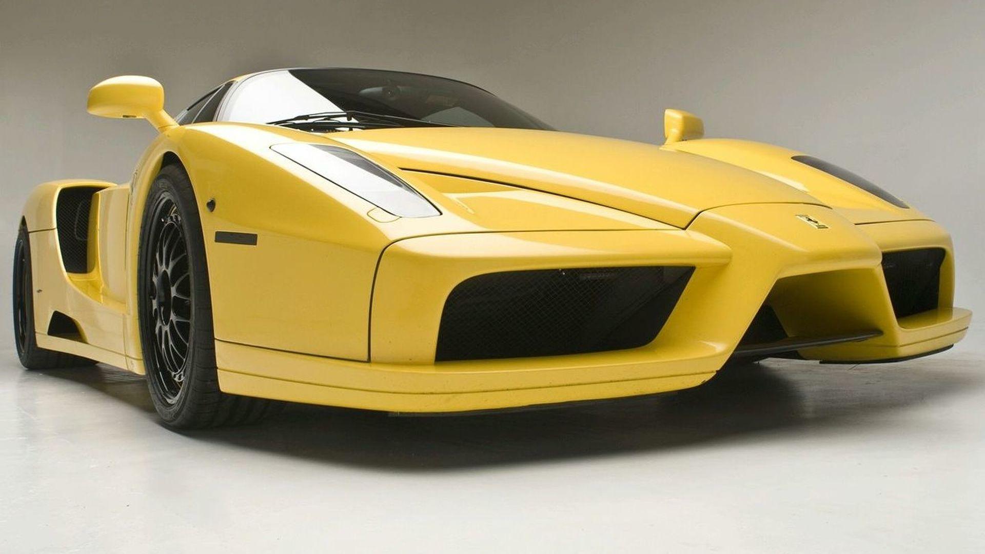 Edo Competition Tackles the Ferrari Enzo