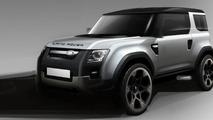 Next generation Land Rover Defender could spawn SVR version